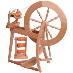 Ashford Traditional Double Drive Spinning Wheel