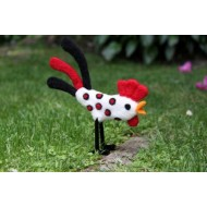 Needle Felting Kit - Rooster