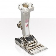 Bernina Red - Old Style #51 Roller Foot