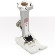 Bernina #52 Zig Zag Foot with Teflon 9MM