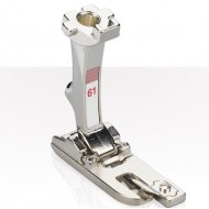 Bernina White - New Style #61 Narrow Hemmer ZZ 2mm Foot
