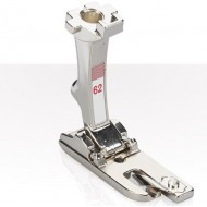 Bernina White - New Style #62 Narrow Hemmer SS 4mm Foot