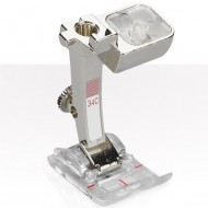 Bernina #34C Clear Reverse Foot 9MM