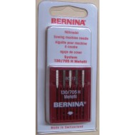 Bernina Metafil Size 80 Needles 5/pk carded