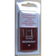 Bernina Universal Size 70 Needles 5/pk carded