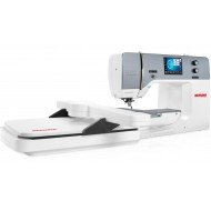 Bernina 7 Series - 770QE incl. BSR + Embroidery Module