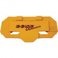 Intarsia KeyPlate (yellow)