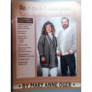 Standard Gauge Book - Do It On a Double Bed by Mary Anne Oger