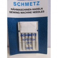 SCHMETZ Topstitch 100/16 5 Needles/Package