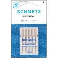 SCHMETZ Universal 75/11 5 Needles/Package