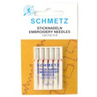 SCHMETZ Embroidery 75/11 5 Needles/Package