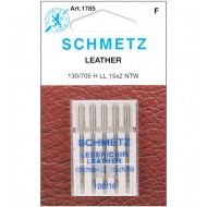 SCHMETZ LEATHER 100/16 5 Needles/Package