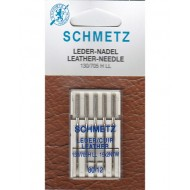 SCHMETZ LEATHER 80/12 5 Needles/Package