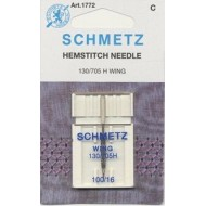 SCHMETZ Wing 100/16 1 Needle/Package