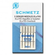 SCHMETZ System ELx705 80/12 5 Needle/Package