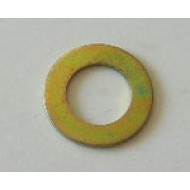 Singer Parts - plain washer 4x8x0.5