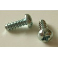 Singer Parts - Flat head tapping Screw 2,2.3*6, Rep.to 04536942