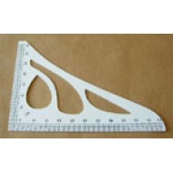 Singer Parts - Mini Curved triangle