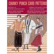 Singer Parts - Chunky Punch Card Pattern