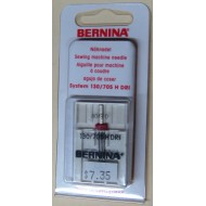 Bernina DRI Size 80 carded
