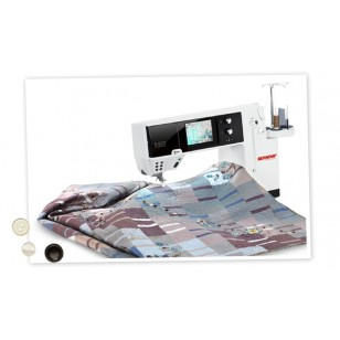 BERNINA 8 Series - 820QE incl. BSR