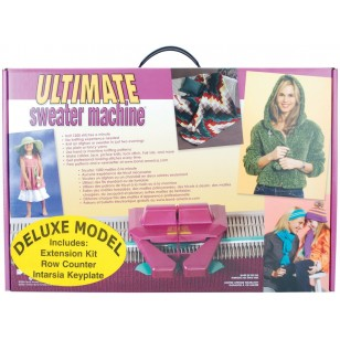 Ultimate Sweater Machine Deluxe
