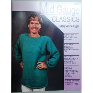LK150 Book - Mid Gauge Classics by Mary Anne Oger