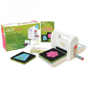 GO! Baby fabric Cutter Starter Kit
