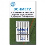 SCHMETZ Topstitch 90/14 5 Needles/Package