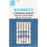 SCHMETZ Universal 120/19 5 Needles/Package