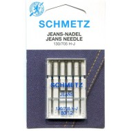 SCHMETZ Jeans/Denim 80/12 5 Needles/Package