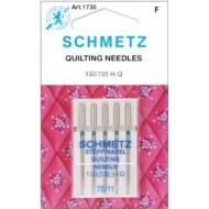 SCHMETZ Quilting 75/11 5 Needles/Package