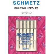 SCHMETZ Quilting 90/14 5 Needles/Package