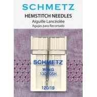SCHMETZ Wing 120/19 1Needle/Package
