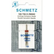 SCHMETZ Double Hemstitch Needle 100 1 Needle/Package