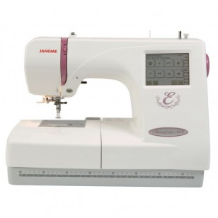 Janome Memory Craft 350E Embroidery Machine-Used