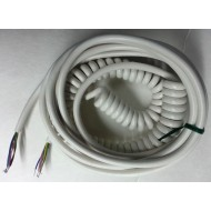 Spiral Cable E6000 no end plugs, old # 05.662.10