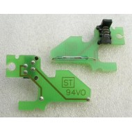 Edge stop circuit board