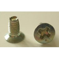 Singer Parts - Spec. flat  screw 3x6
