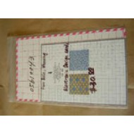 Singer Parts - Pattern Card Set #4 - Fair Isle, Weaving