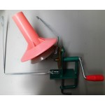 Metallic Winder with Pink Cone - Large and Better Quality