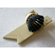 Superba Parts - weaving effect brush support left hand complete
